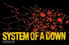 SYSTEM OF A DOWN - SPLATTER hűtőmágnes