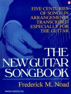 The New Guitar Songbook