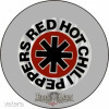 RED HOT CHILI PEPPERS - LOGO jelvény