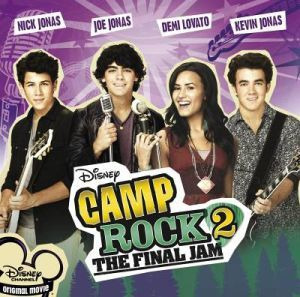 FILMZENE - Camp Rock 2. CD
