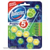 "WC fertőtlenítő, DOMESTOS ""Power 5"", lime (2db/db)"